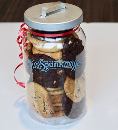 Cookies - Otis Spunkmeyer Cookie Jar